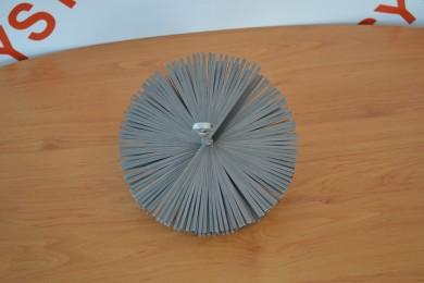 Четка кръгла, метална