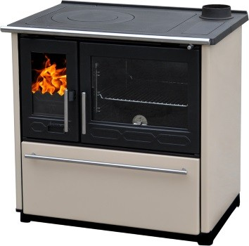 готварска печка  PLAMEN 850 GLAS