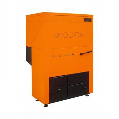 Пелетен котел Biodom 27C5 - DF 34 kW