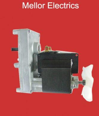 Мотор-редуктор МЕЛОР 8 RPM 52W 20Nm