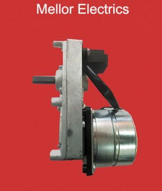 Мотор-редуктор МЕЛОР синхронен 2 RPM 9W 15Nm