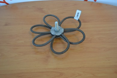 Спирала за комин регулируема 120-200 мм