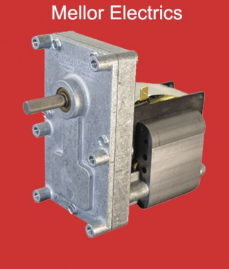 Мотор-редуктор МЕЛОР 5.3 RPM 41W 24Nm