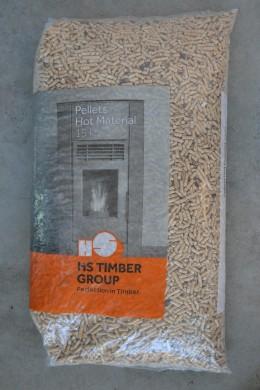 Румънски пелети Швайгхофер 15 kg. чувал