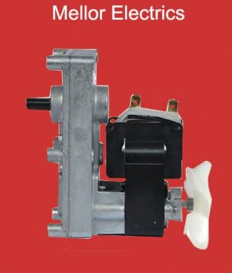 Мотор-редуктор МЕЛОР 2 RPM 26W 35Nm