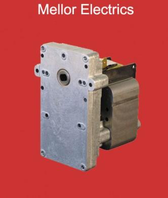 Мотор-редуктор МЕЛОР 8.5 RPM 38W 16Nm без ос